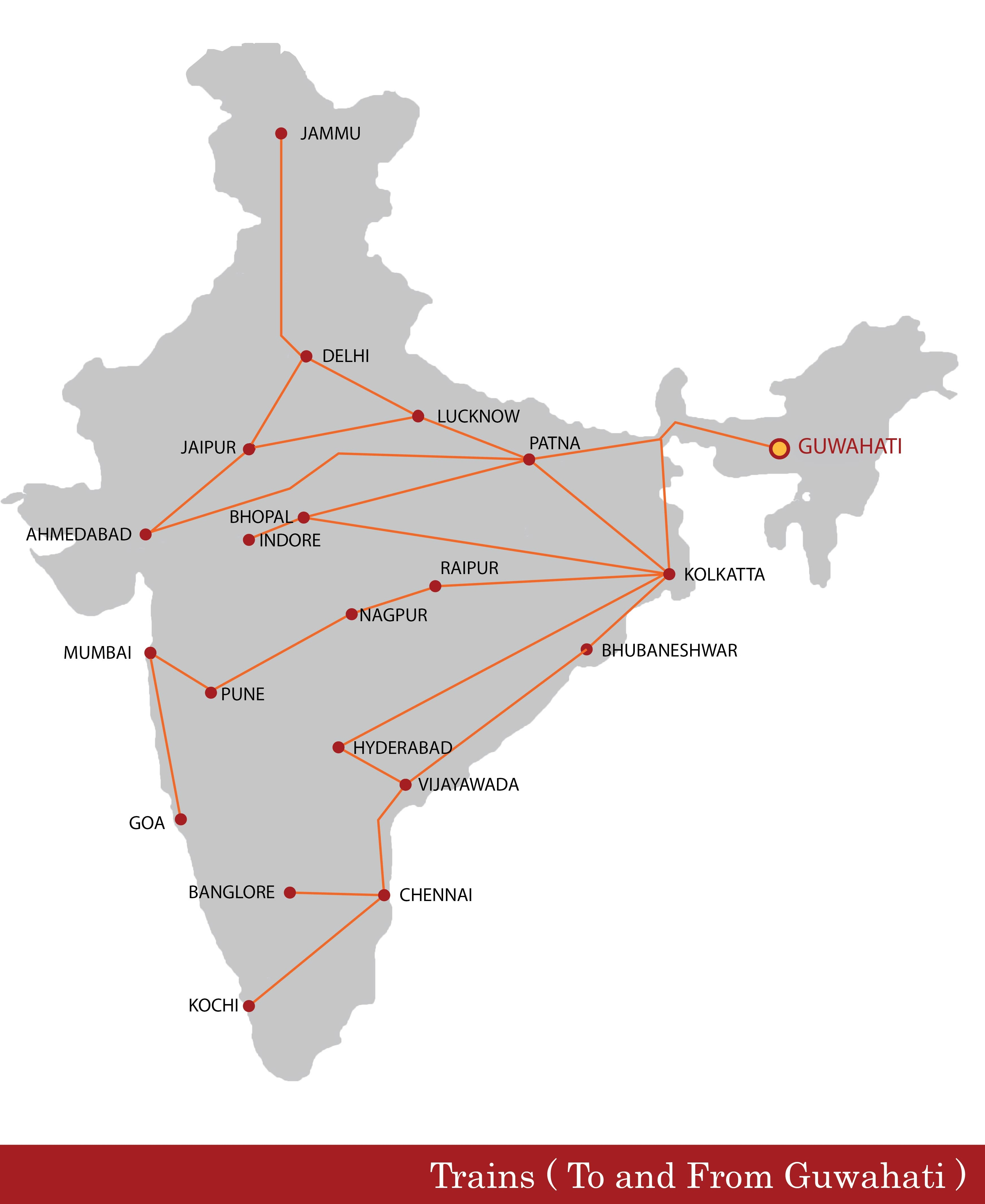 Guwahati In India Map Guwahati In India Map | Map Of Us Western States